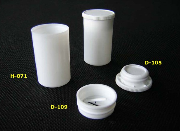 Yliko 25 Tubes With Dispenser Inlay And Hygroscopic Closure